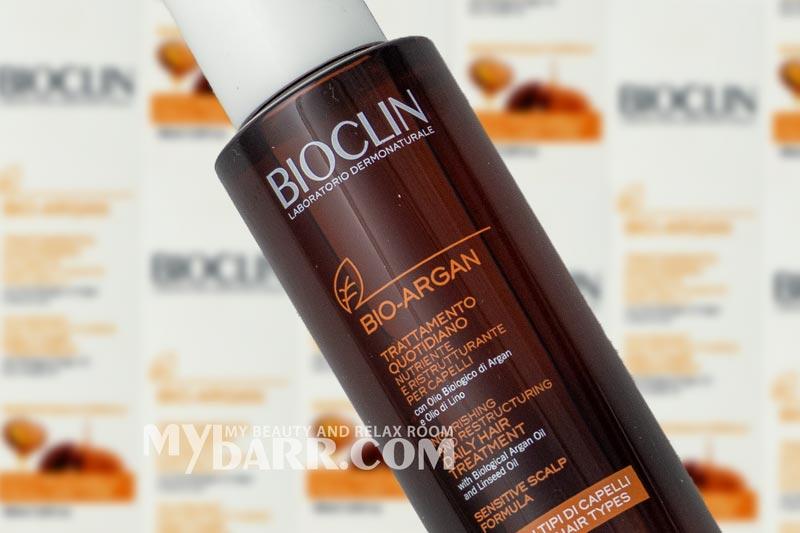 bioclin bio argan trattamento ristrutturante capelli mybarr