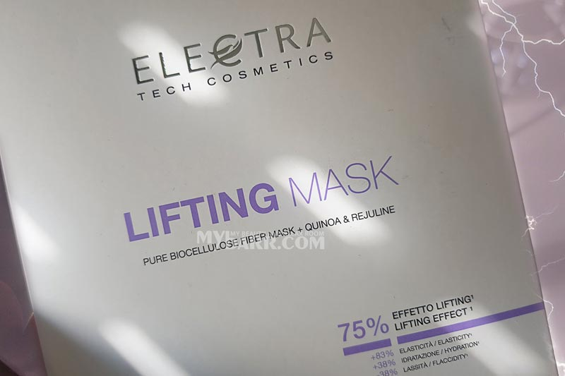 lifting mask panestetic electra tech cosmetics mybarr