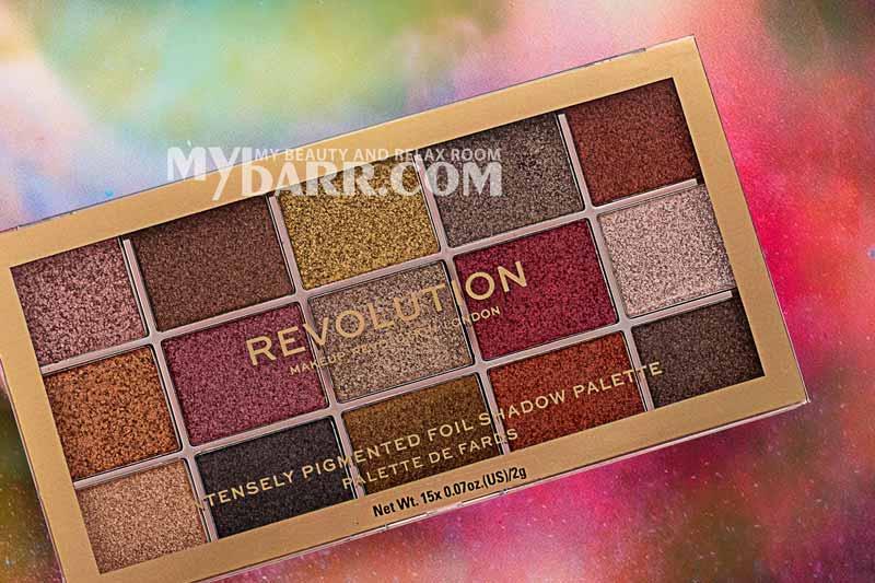 palette revolution foil frenzy mybarr