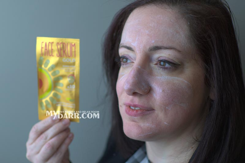 siero viso shaka face serum gold 24 k naturale ovs opinioni