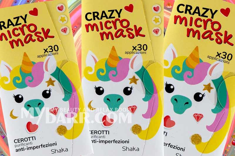 cerotti purificanti shaka crazy micro mask ovs mybarr