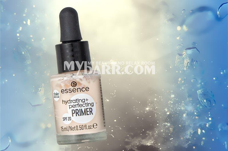 primer essence hydrating+perfecting spf 20 mybarr opinioni