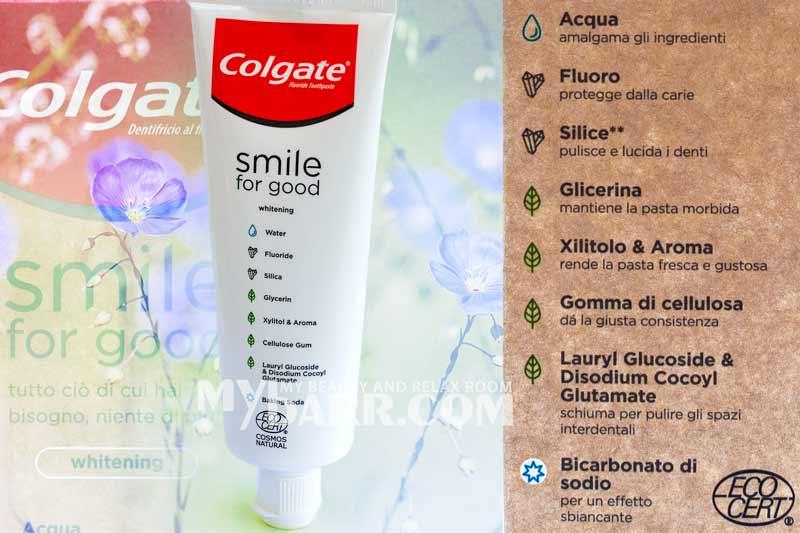 dentifricio colgate smile for good ecocert mybarr opinioni