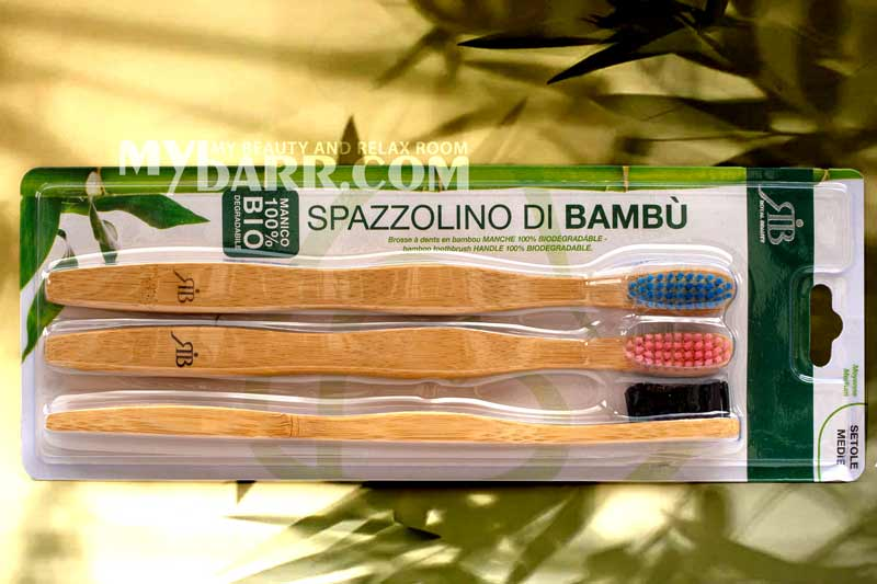 spazzolino da denti in bambù Royal Beauty ipersoap mybarr opinioni
