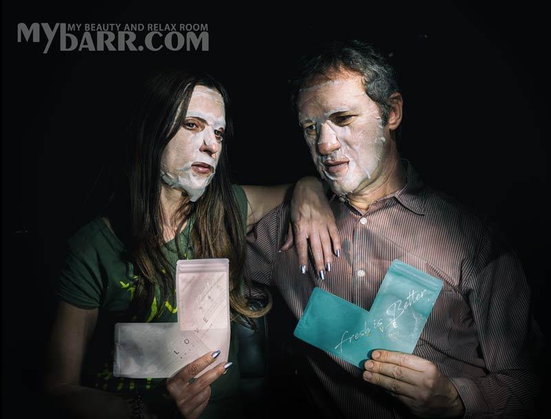 Opinione maschera viso Urang Love Cica X Opuntia Mask - mybarr