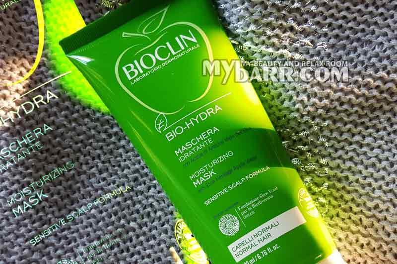 maschera idratante bio hydra bioclin mybarr opinioni