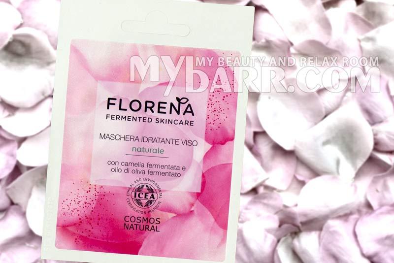 maschera viso florena fermented skincare idratante mybarr opinioni