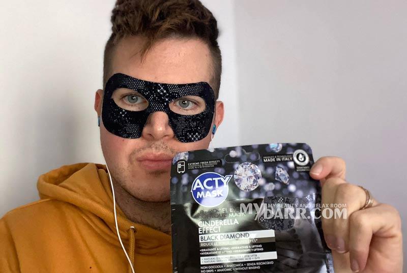 acty mask cinderella effect maschera occhi hydrogel mybarr