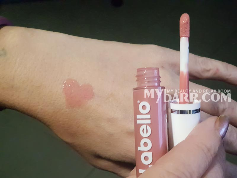 Labello lip oil effetto glossy dress nude mybarr opinioni