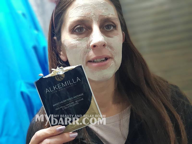 maschera viso antiage alkemilla biounoshop mybarr opinioni
