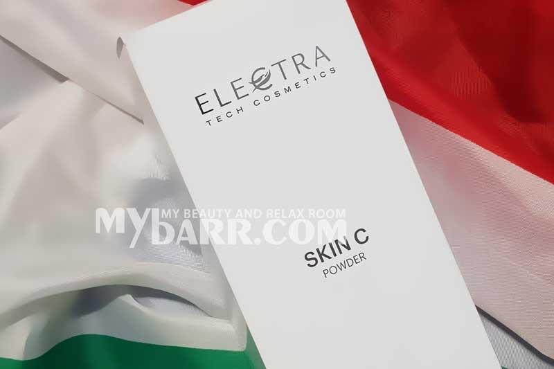 electra skin c powder panestetic vitamina c polvere mybarr opinioni