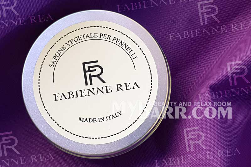 detergente per pennelli trucco fabienne rea make up artist mybarr opinioni