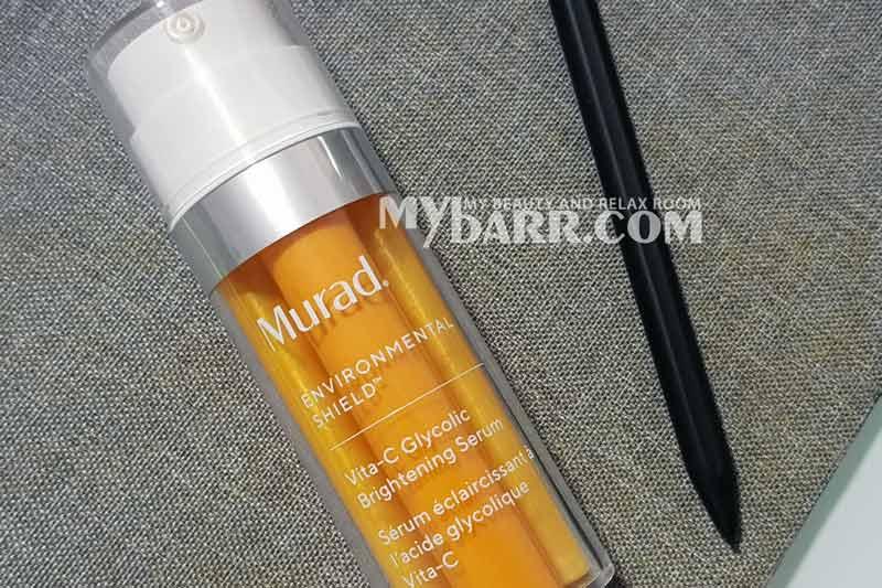 Murad siero viso Vita-C glycolic brightening o vita-c glycolic brightening serum - mybarr