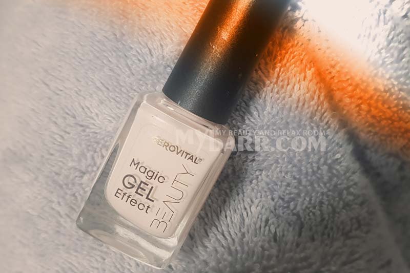 Gerovital Beauty Magic Gel Effect smalto effetto gel mybarr opinioni