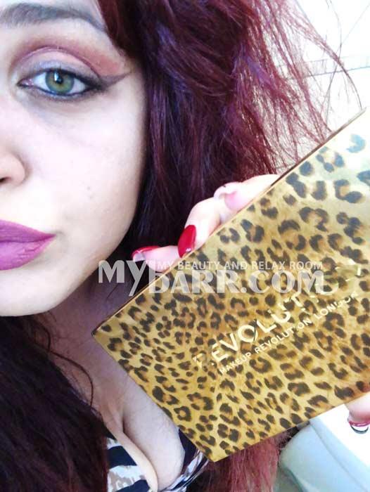 palette wild animal courage makeup revolution mybarr opinioni
