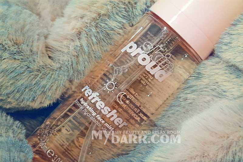 Refresher Skin Proud acqua idratante e rinfrescante viso mybarr