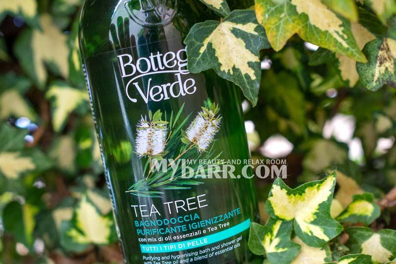 bagnodoccia tea tree bottega verde igienizzante mybarr opinioni