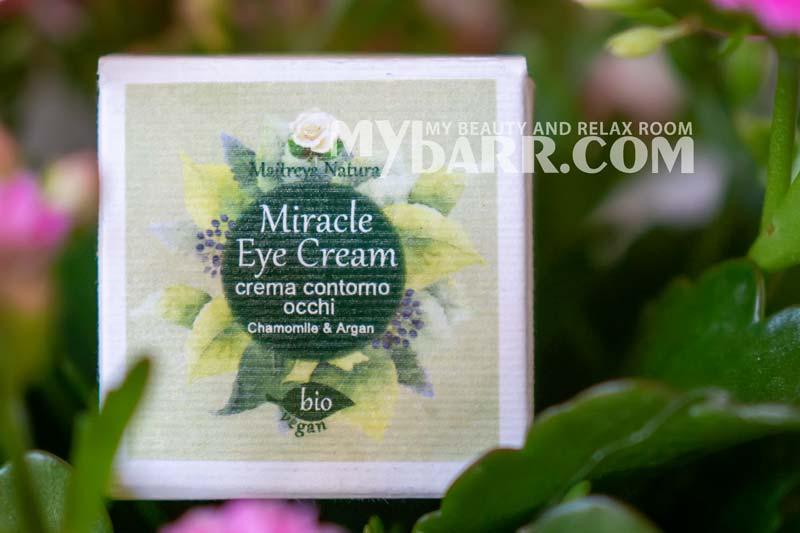 miracle eye cream maitreya contorno occhi antiage mybarr opinioni