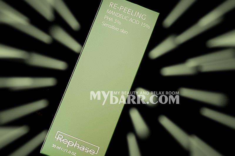 re-peeling rephase esfoliante viso mybarr opinioni