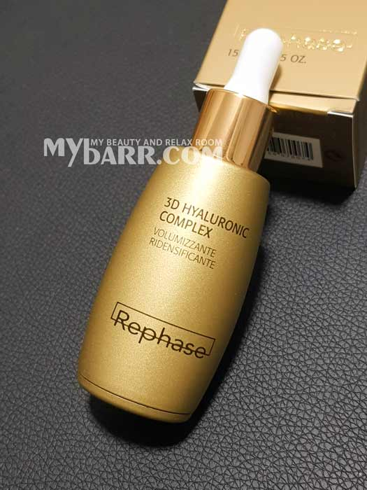 3D hyaluronic complex rephase mybarr opinioni