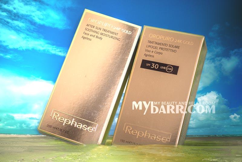 solari oropuro 24k gold rephase mybarr opinioni